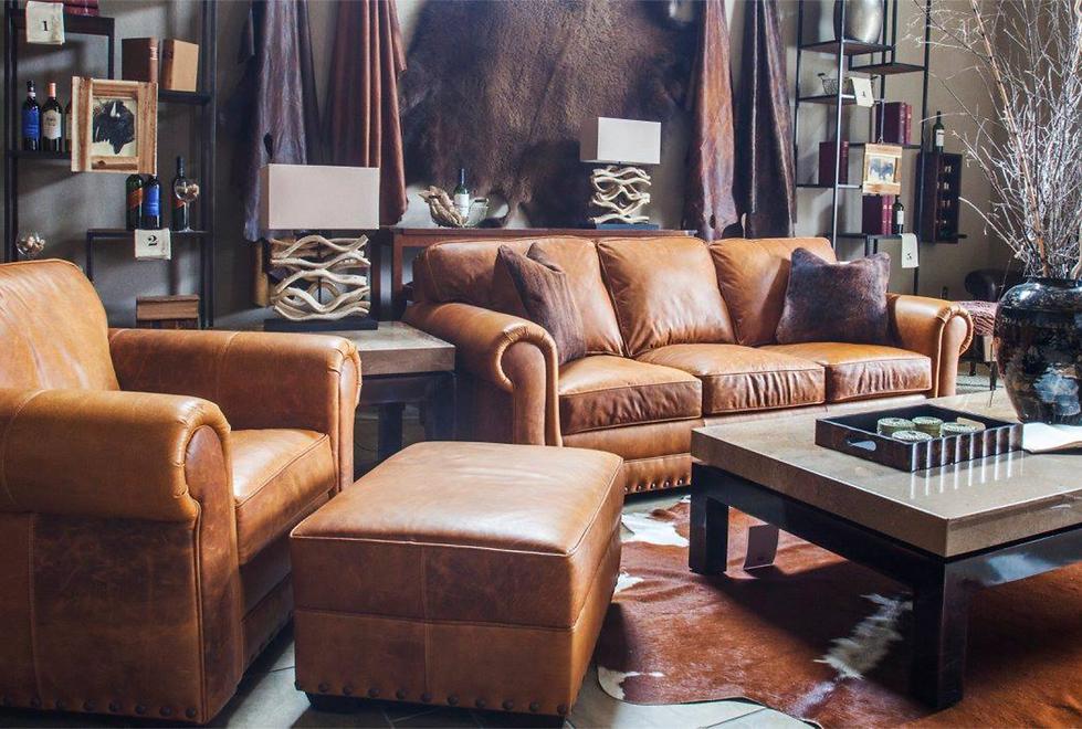 Superior Leather Furniture   Custom
