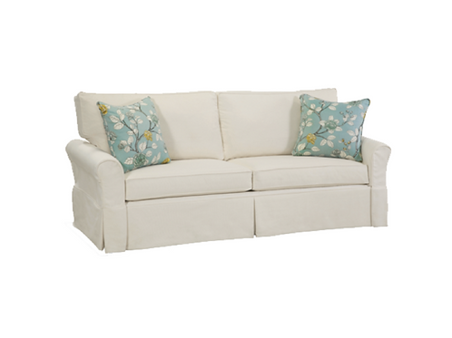 Lincoln 2-Seat Sofa (Product Price as Shown)