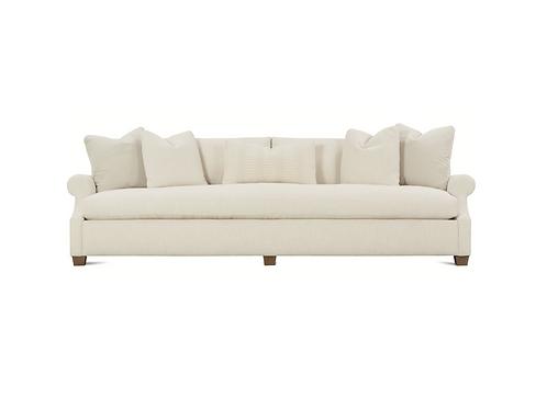 """Brielle 110"""" Bench Cushion Sofa"""
