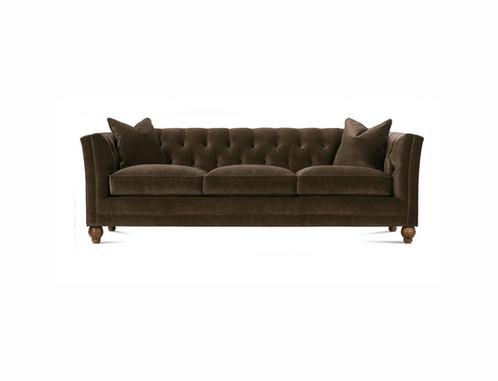 Stella 3 Cushion Sofa   Slipcovered Furniture   United States   Nantuckit  Furniture Company