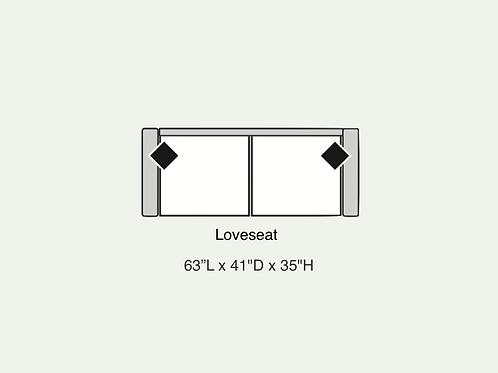 Matthew Loveseat Sofa