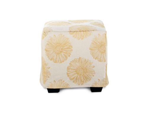 Libby Ottoman   Slipcovered Furniture   United States   Nantuckit Furniture  Company