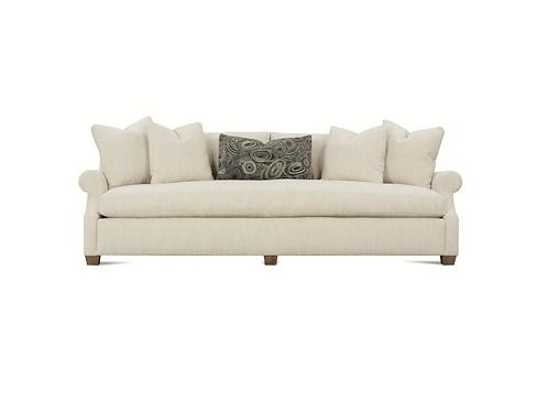 """Brielle 98"""" Bench Cushion Sofa"""