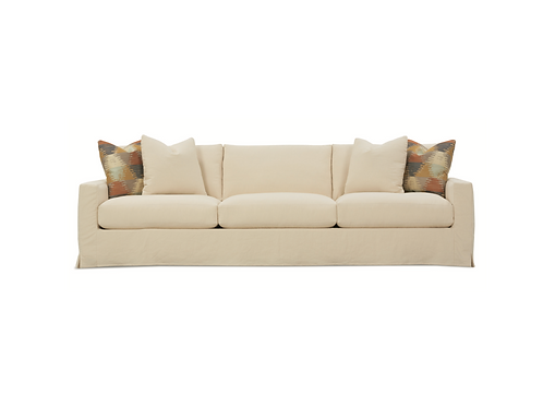 "Bryce 110"" Slipcovered Sofa"