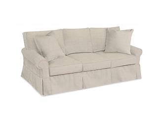 Christine 3-Seat Box Backed Sofa