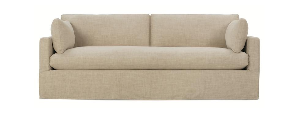 "Sylvia 88"" Bench Seat Sofa"
