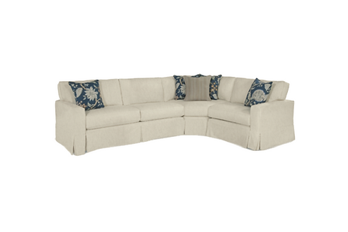 Carter Sectional (As Shown in Photo)