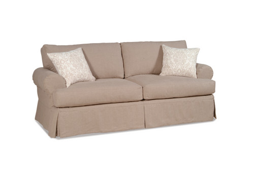 Elliott 2 Seat (Product Price As Shown)   Slipcovered Furniture   United  States   Nantuckit Furniture Company