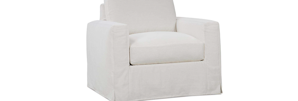 Bryce Slipcovered Chair