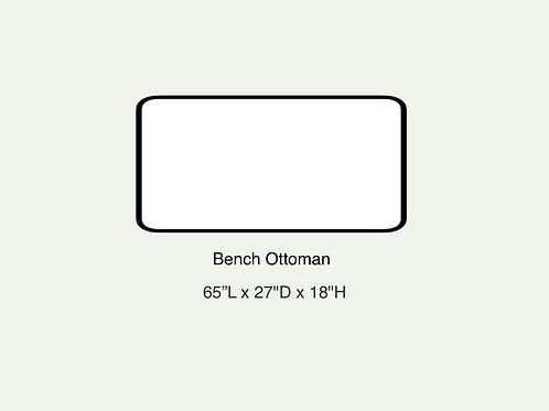 Tyler Bench Ottoman