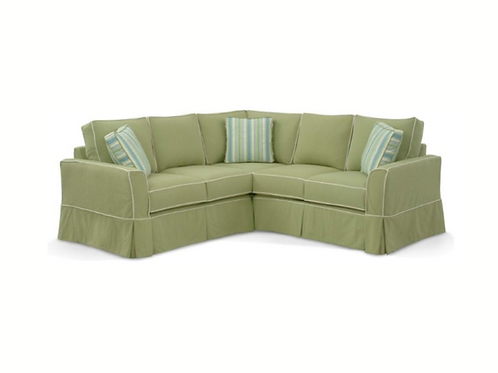 Davenport Sectional (As Shown in Photo)
