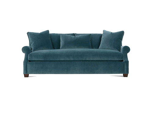 "Brielle 85"" Bench Cushion Sofa"