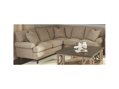 Carly Sectional Sofa(14244-77) Quick Ship