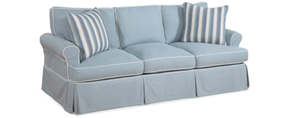 Milo 3-Seat Sofa (Product Price as Shown)