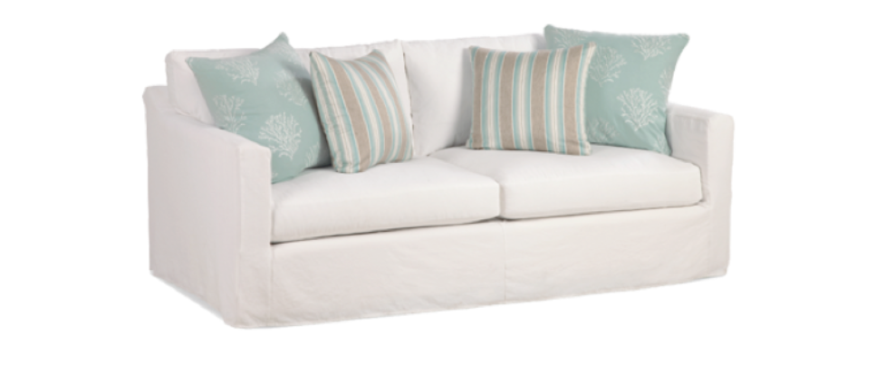 Riley 2-Seat Sofa (Product Price as Shown)