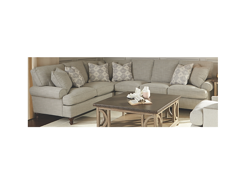 Carly Sectional Sofa(14244-75) Quick Ship