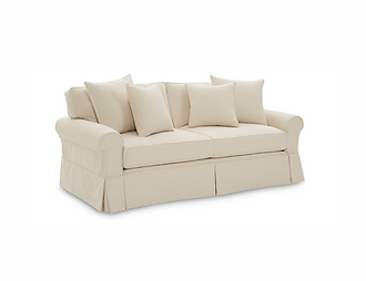 Dylan 2-Seat Box Back Sofa