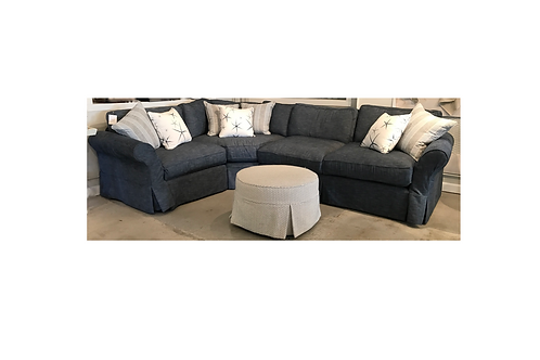 Madelyn Sectional (As Shown in Photo)