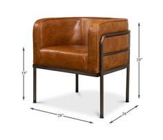 Breda Chair by Sarreid