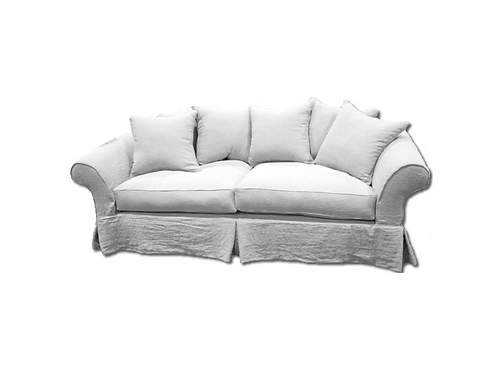 Sophisticated 2-Seat Sofa
