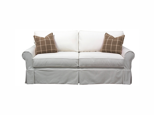 Abercrombie 2 Seat Sofa (Product Price as Shown)