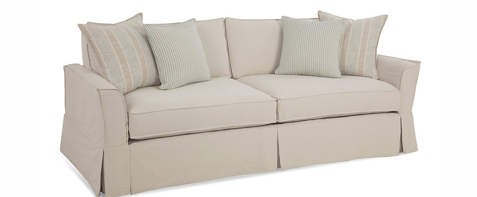 Davenport 2 Seat (Product Price as Shown)