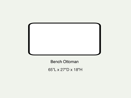 Landon Bench Ottoman