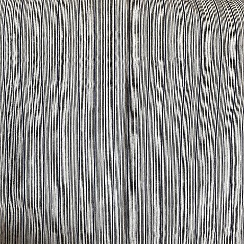 Pinstripe Navy