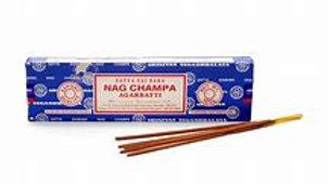 Original Nag Champa Incense 1pk