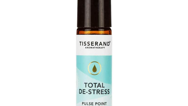 Tisserand Total De-Stress Diffuser Oil 10ml