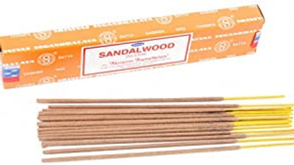 Sandalwood - Nag Champa Incense 1pk