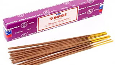 Sunrise - Nag Champa Incense  1 pack