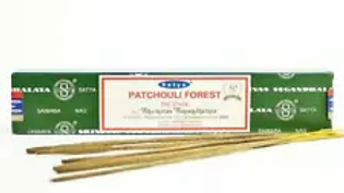 Patchouli Forest - Nag Champa Incense 1pk