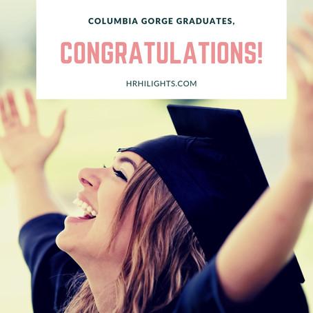 Columbia Gorge Graduates...Congratulations from HiLights Salon & Day Spa