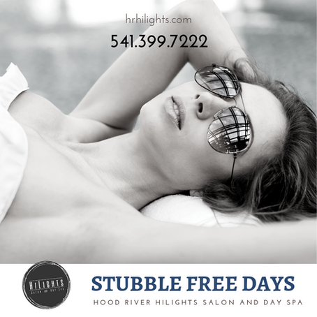 Hair Removal in the Hood ... Hood River HiLights Salon and Day Spa