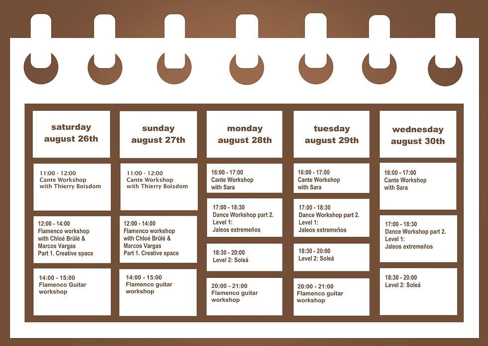 kalender oslo flamenco festival