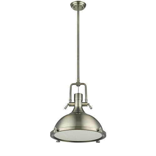 Urban Industrial Pendant Light
