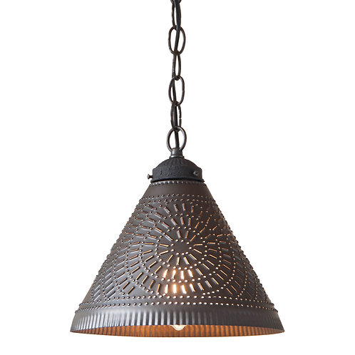 10 '' Wellington Shade Light in Kettle Black