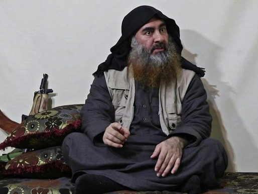 """Death of Al-Baghdadi: The End of the """"Terror's Caliphate""""?"""