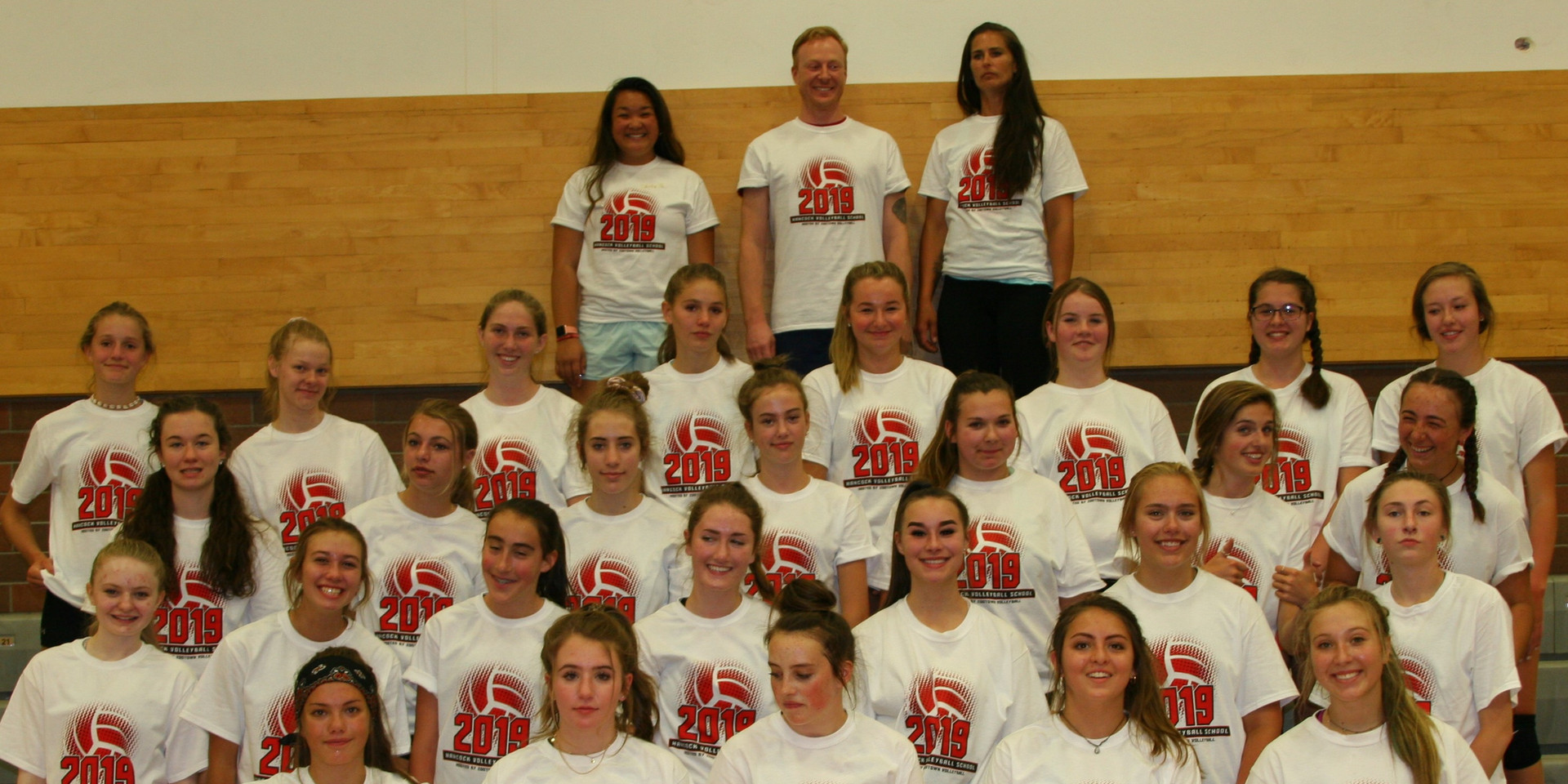 2019 Volleyball School - HS Camp