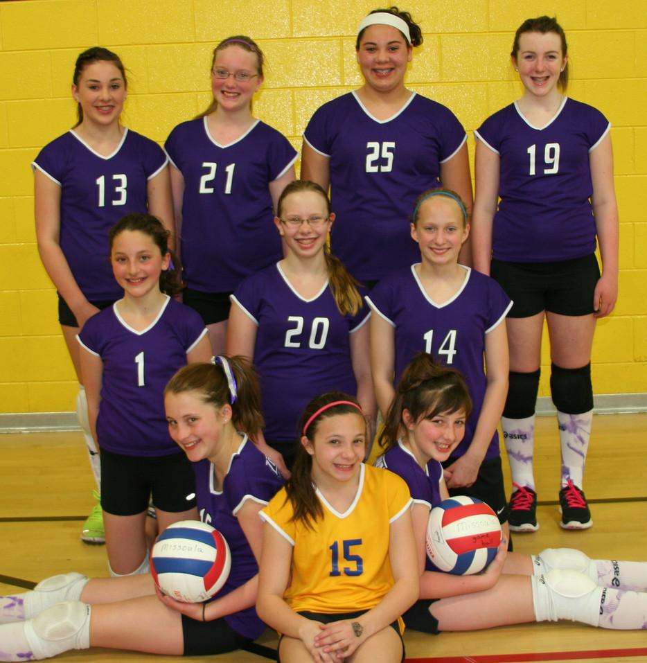 2012 12s Team