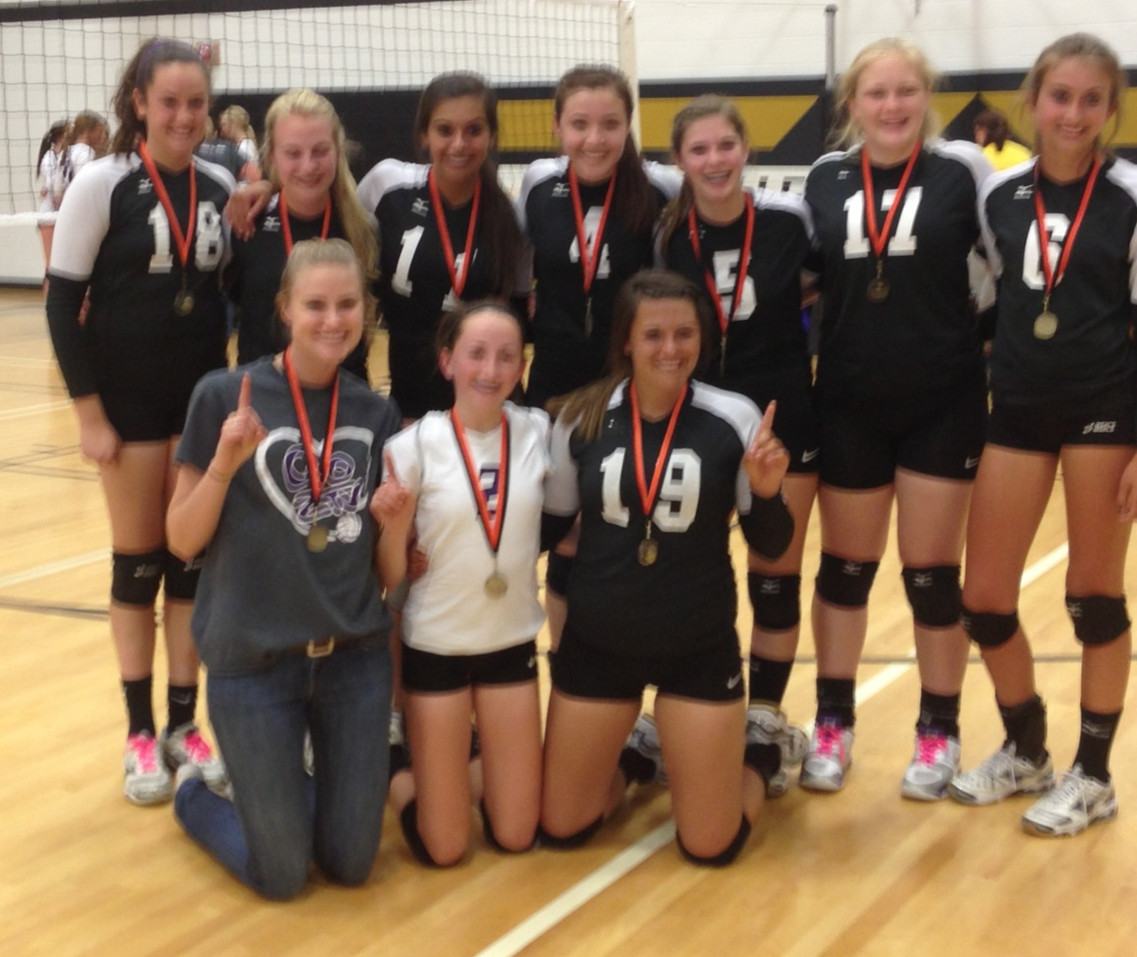 2012 16-3 Silver  Fury Champs