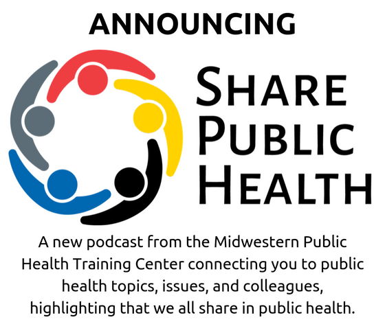 Midwest Public Health Training Center Launches Podcast