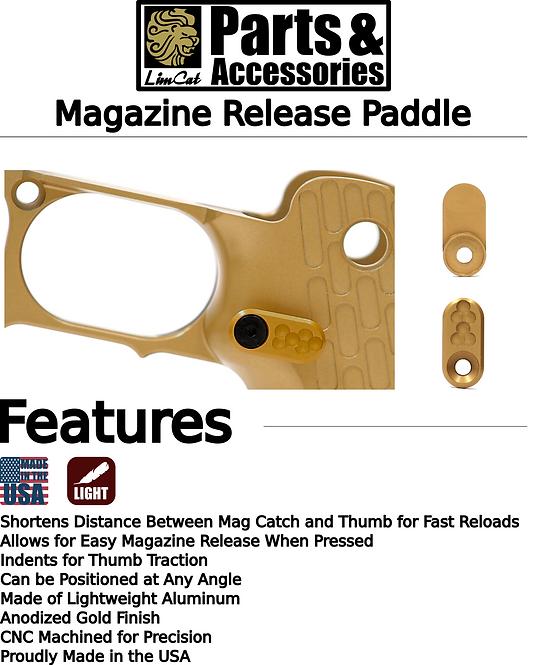 Magazine Release Paddle