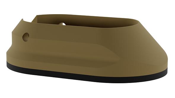 Steel Insert Magwell (Brass Top)