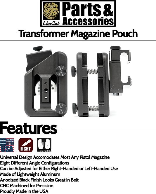 Transformer Magazine Pouch