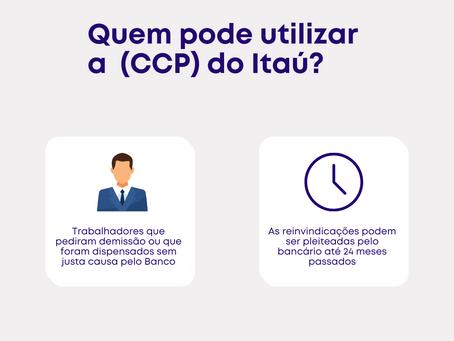 Quem pode utilizar a Comissão de Conciliação Prévia (CCP) do Itaú?