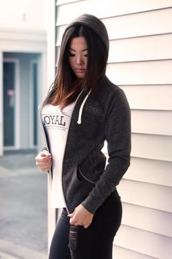 loyal hoodie