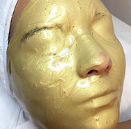 casmara 24k gold mask