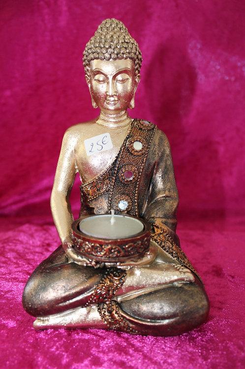 Bouddha bougeoire